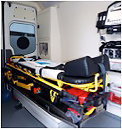 battery-operated medical equipment